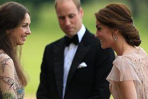 Công nương Kate muốn đuổi hàng xóm xinh đẹp ra ngoài, không cho đến gần nhà mình vì lý do này