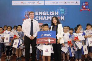 English Champion 2019 sẵn sàng cho vòng chung kết