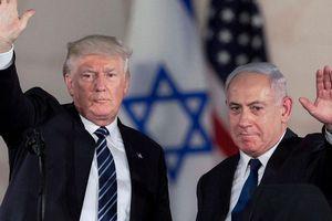 Tổng thống Trump kí quyết định công nhận cao nguyên Golan là của Israel