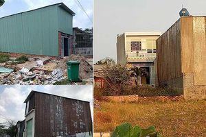 Nhà xây lụi ở Bình Chánh: Đang kiểm tra, vẫn không ngán