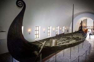 Na Uy phát hiện chiến thuyền Viking chôn dưới lòng đất
