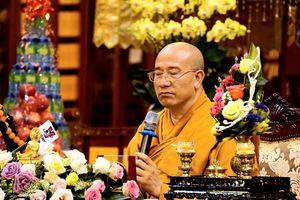 Đề xuất lập tức đình chỉ tất cả chức vụ của trụ trì chùa Ba Vàng