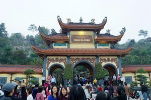 Sáng nay, Quảng Ninh tổ chức họp báo về vụ việc tại chùa Ba Vàng