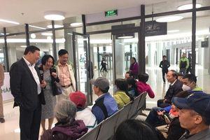 Bệnh viện Bạch Mai cơ sở 2 đón tiếp hơn 600 người bệnh trong ngày khai trương