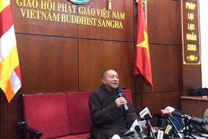 Trụ trì Chùa Ba Vàng đã vi phạm Hiến chương Giáo hội Phật giáo Việt Nam