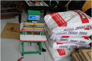 Nâng mức phạt đối với hành vi sản xuất và buôn bán phụ gia thực thẩm giả