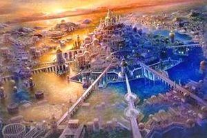 Cực nóng: Đã tim ra tung tích thành phố Atlantis huyền thoại?
