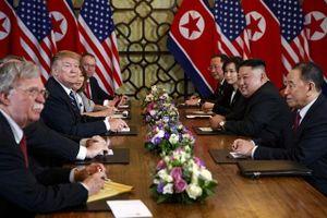 Ông Kim Jong-un đã 'sốc' khi thấy một danh sách trên bàn đàm phán với Mỹ ở Hà Nội
