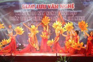 Đêm giao lưu văn nghệ đầy màu sắc của Học viện Nông nghiệp Việt Nam