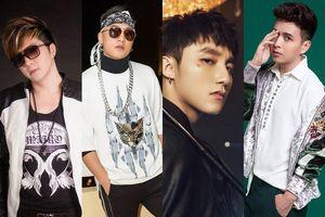 4 nam ca sĩ nhận nút vàng YouTube, 3 người xuất thân từ... 'hội chợ'