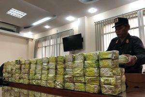 Xe bán tải đầy ắp ma túy: Khởi tố 4 đàn em của trùm ma túy Wu Hesan