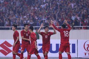 Hàng công bùng nổ, U23 Việt Nam thắng kỷ lục Thái Lan