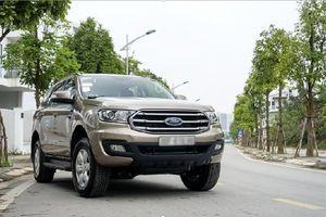 Ford Everest phiên bản Ambiente: Lựa chọn tối ưu!