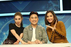 Thanh Duy suýt công khai tình mới Khổng Tú Quỳnh trên truyền hình