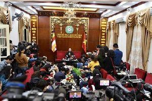 Đề xuất tạm đình chỉ tất cả các chức vụ của trụ trì chùa Ba Vàng