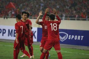 Video Hà Đức Chinh 'xé lưới' U23 Thái Lan