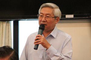 Phó Ban quản lý đường sắt đô thị TP.HCM bị cảnh cáo về mặt Đảng