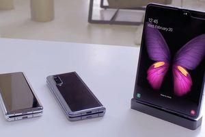 Ốp lưng chính hãng dành cho Galaxy Fold có giá lên tới 135 USD