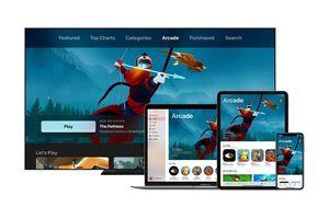 Apple Arcade: gói thuê bao hơn 100 game tự phát triển cho iOS, Mac và Apple TV