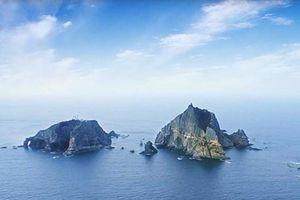 Nhật Bản phản đối Hàn Quốc nghiên cứu trong vùng biển tranh chấp