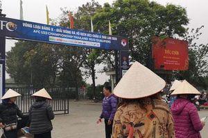 Chợ vé online kém sôi động trước trận bóng 'kinh điển' Việt Nam - Thái Lan
