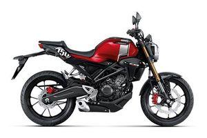 Chi tiết Honda CB150R vừa ra mắt tại Việt Nam với giá 105 triệu