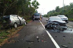 Lâm Đồng: Khởi tố tài xế vụ xe con lao qua dải phân cách trên cao tốc, đâm chết người