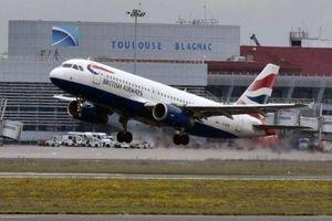 Bay tới Đức, máy bay British Airways hạ cánh nhầm ở Scotland