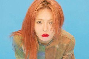Bức ảnh chụp đầu gối gây tranh cãi của HyunA: Hiếm khi netizen Hàn lại bênh vực cô nàng như thế