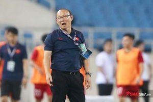 Ông Park nổi cáu vì Thái Lan liên tục đá xấu cầu thủ Việt Nam