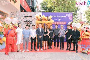 Háo hức trà hoa quả Yifang trứ danh Đài Loan đổ bộ Sài Gòn