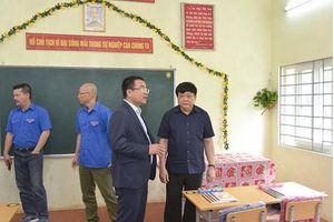 Hyundai Thành Công đồng hành cùng Trường Tiểu học Na Ngoi, Nghệ An