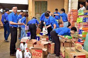 Đoàn thanh niên Cục Công Thương địa phương: Mang thiện tâm đến những miền đất xa