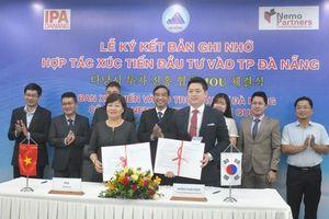 Tăng cường kết nối nhà đầu tư Hàn Quốc tới Đà Nẵng