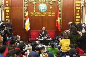 Vụ chùa Ba Vàng 'thỉnh vong giải nghiệp': Đề xuất tạm đình chỉ các chức vụ của Đại đức Thích Trúc Thái Minh
