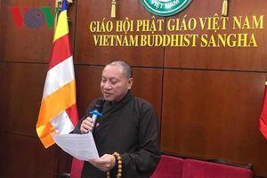 GHPG Việt Nam gặp mặt báo chí thông tin về vụ việc chùa Ba Vàng