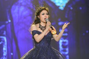 Em gái Lương Nguyệt Anh gây ấn tượng tại giải Sao Mai 2019