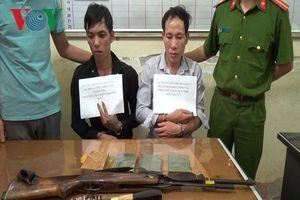 Sơn La: Bắt giữ đối tượng mua bán trái phép 4 bánh heroin