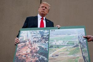 Bộ Quốc phòng Mỹ chi 1 tỷ USD cho các dự án dọc biên giới với Mexico