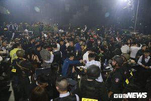 Quán bar 100 người chơi ma túy ở Huế bị phạt hơn 100 triệu đồng
