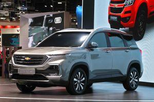 Chevrolet Captiva 2019 - khi xe Trung Quốc gắn mác xe Mỹ
