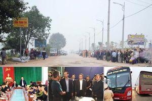 Lời khai của tài xế xe khách đâm đoàn người đưa tang ở Vĩnh Phúc