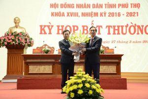 Phú Thọ có tân Chủ tịch HĐND và UBND tỉnh