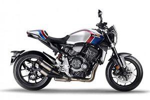 Môtô Honda CB1000R+ phiên bản giới hạn chỉ 350 chiếc
