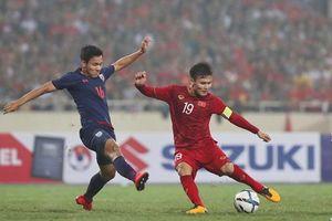 Thái Lan 'sụp đổ' và sự trỗi dậy của bóng đá Việt Nam!