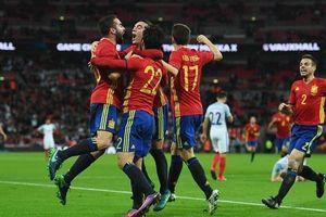 Tây Ban Nha thắng nhọc nhằn Malta 2 - 0