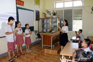 Nhiều trường học ở Nghệ An, phụ huynh sẽ không phải nộp tiền học 2 buổi/ngày