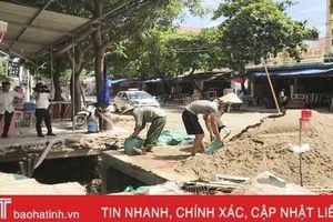 Đẩy mạnh công tác quy hoạch, quản lý quy hoạch đường đô thị Hà Tĩnh