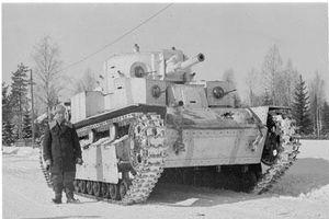 Vì sao xe tăng 'ba đầu' của Liên Xô đại bại trong Thế chiến thứ 2