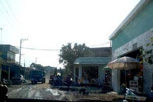 Dân kêu cứu vì khai thác đất tận thu gây ô nhiễm môi trường